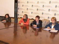 Presentaron comisión para igualdad laboral entre mujeres y hombres